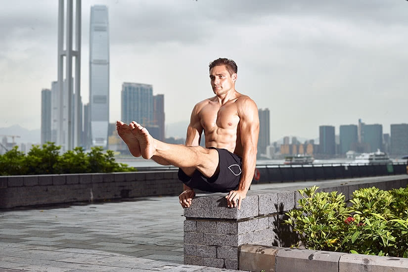 brutal buddha launches the ultimate yoga short for men | the oldest style of yoga