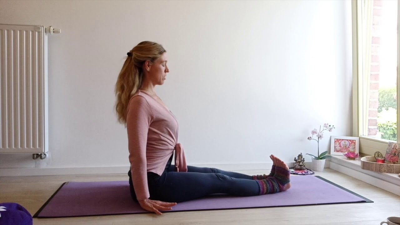 hatha yoga & meditation einfache praxis 30 minuten | yoga praxis
