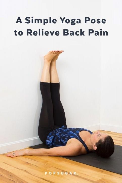 basic back pain and yoga photo