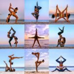 Basic Cool Partner Yoga Poses Image