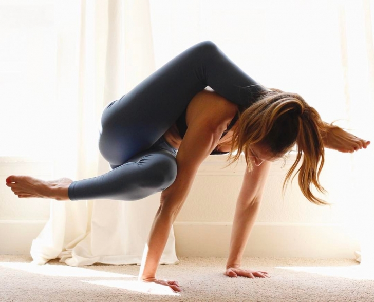 basic most advanced yoga poses photos