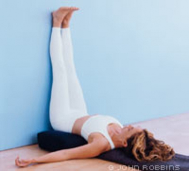 basic viparita karani yoga benefits picture