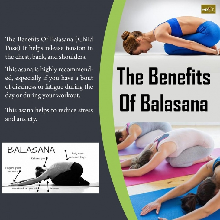 basic yoga poses benefits of balasana image
