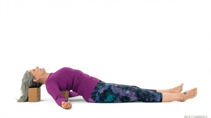 basic yoga poses benefits of matsyasana picture