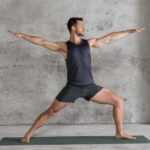 Basic Yoga Poses Male Image
