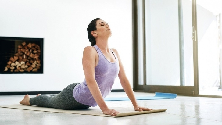 basic yoga positions for back pain images