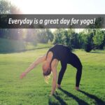 Basic Yoga Stretches Quotes Pictures