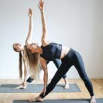 Best 2 Person Yoga Poses Medium Photos