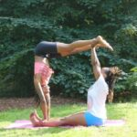 Best Acro Yoga Poses For 2 Image