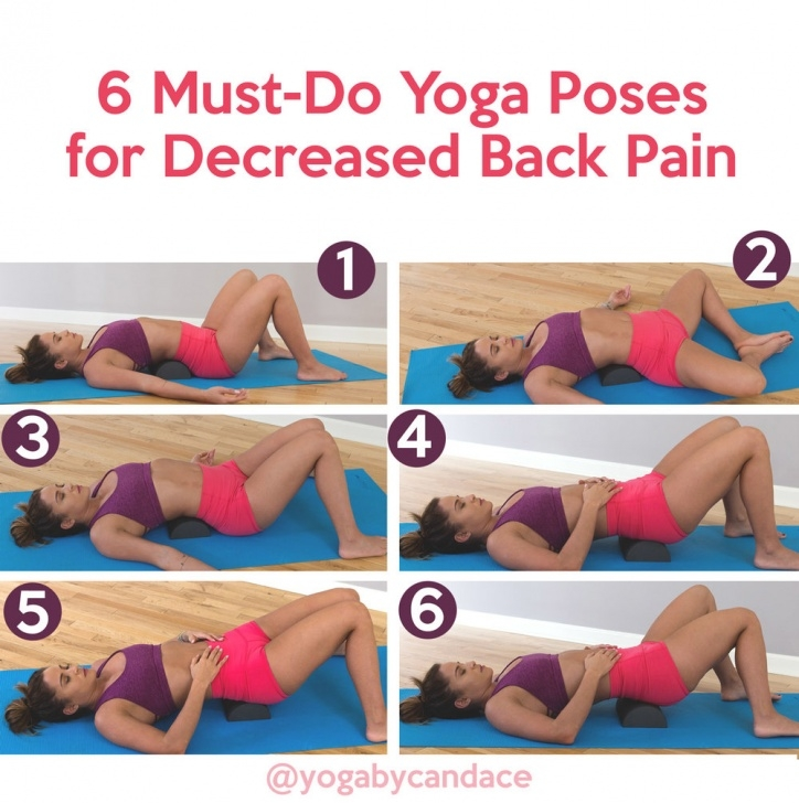 best back pain and yoga photos