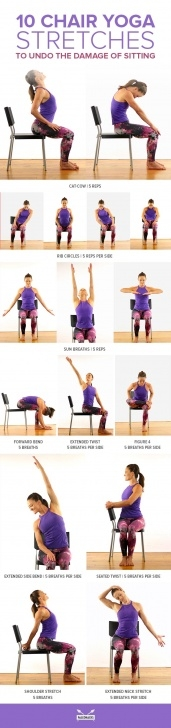 best chair yoga for lower back pain pictures