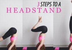 best headstand yoga for beginners photos