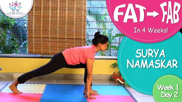 best surya namaskar yoga for weight loss picture