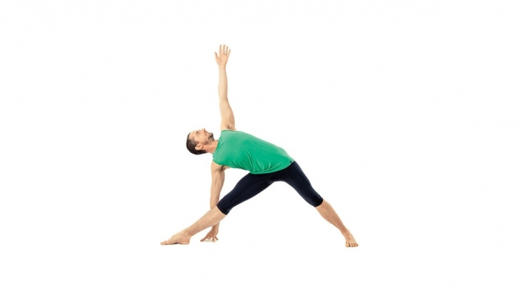 best triangle pose modifications picture