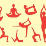 Best Yoga Pose Vector Image