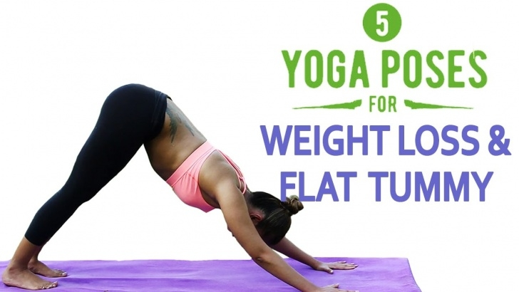 best yoga poses for beginners for weight loss images