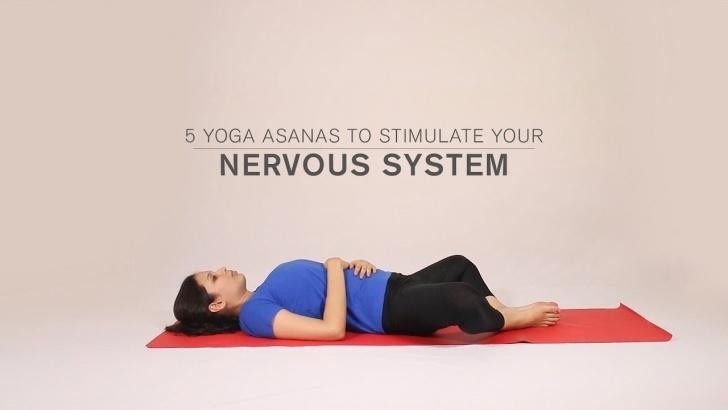 best yoga poses for vagus nerve photo