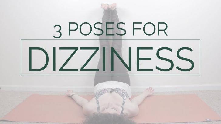 best yoga poses for vertigo image