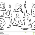 Best Yoga Poses Illustration Picture
