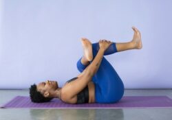 best yoga poses on your back image