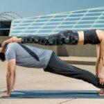 Best Yoga Poses Partner Photo