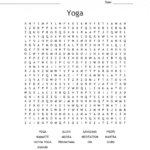 Best Yoga Positions Crossword Photos
