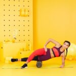 Best Yoga Roller Exercises Photos