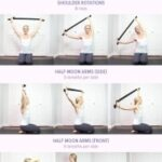 Best Yoga Stretches With Strap Photos