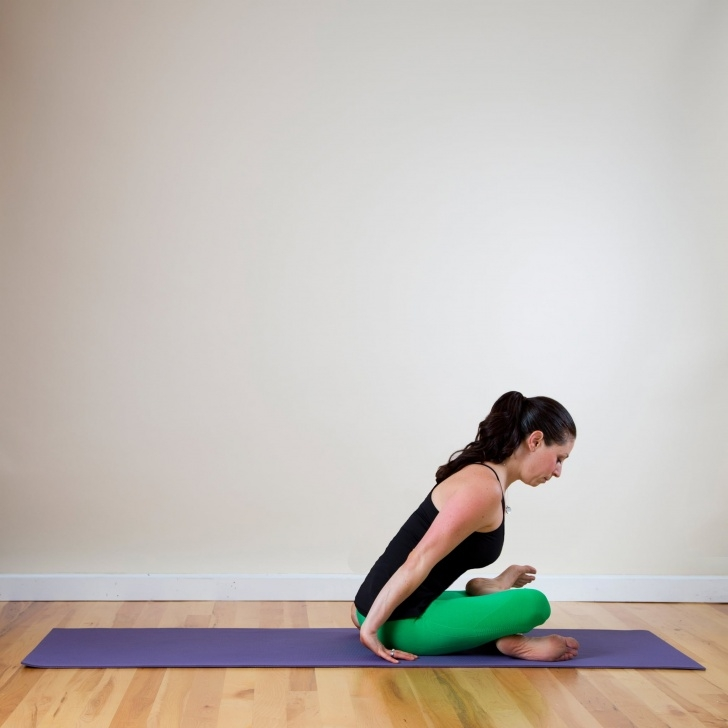 easy double pigeon pose yoga images