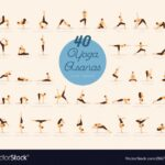 Easy Yoga Asanas Photos With Names Picture