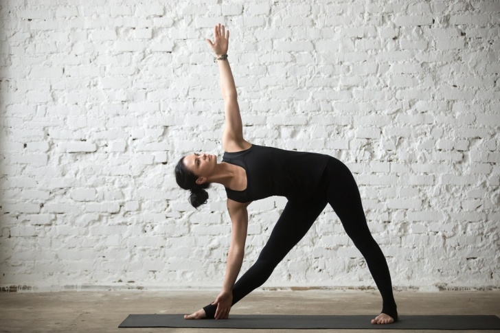 easy yoga pose similar to upward facing dog crossword image