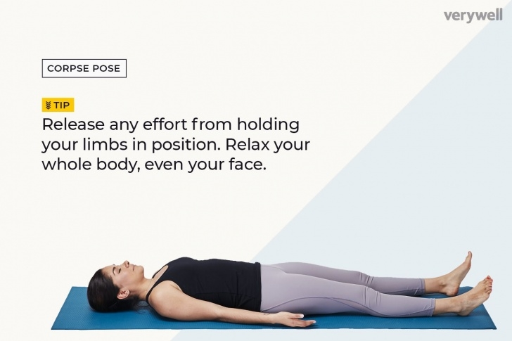 easy yoga poses benefits of savasana picture