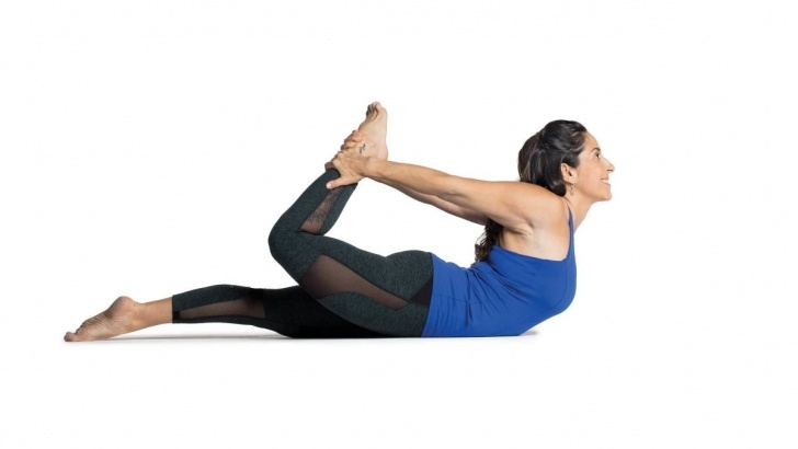 easy yoga poses dhanurasana steps and benefits photos