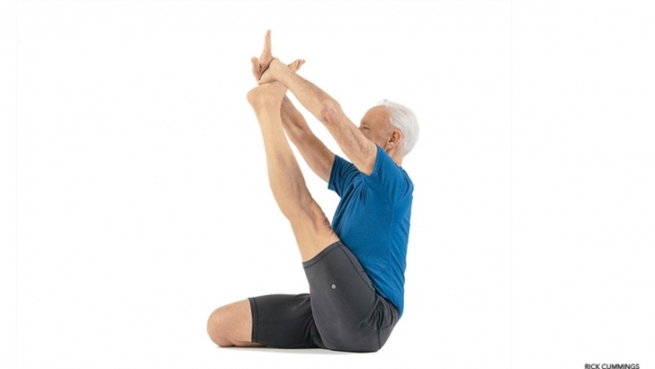 easy yoga poses hamstrings pictures