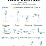 Essential Sun Salutation Yoga Flow Photos
