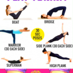 Essential Yoga Exercises For Flat Stomach Image