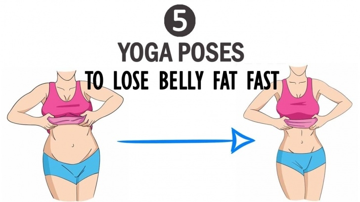 essential yoga poses for weight loss belly photos