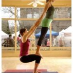 Essential Yoga Poses With Two People Photo