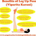 Fun And Easy Benefits Of Legs Up The Wall Yoga Photo