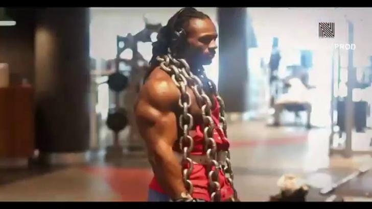 fun and easy cobra pose bodybuilding image