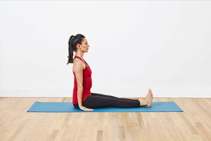 fun and easy yoga exercises images pictures