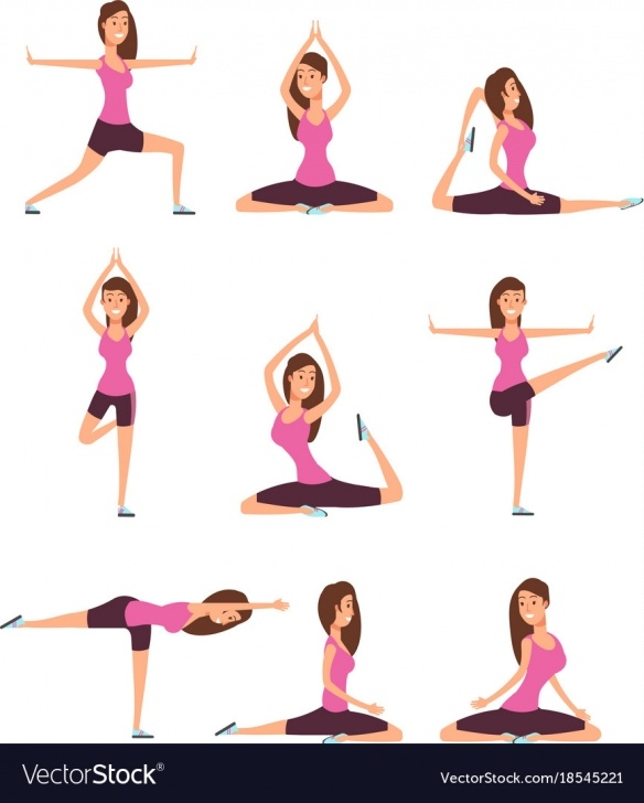 fun and easy yoga exercises photos images