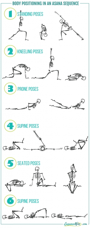 fun and easy yoga sequence poses photos