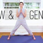 Guide Of Yoga Exercises For Seniors Photo