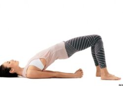 guide of yoga poses for headaches photo