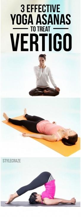 guide of yoga poses for vertigo image