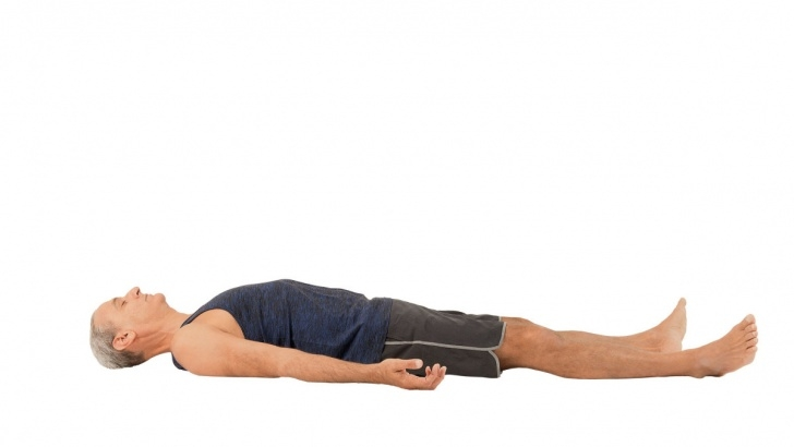 guide of yoga poses lying on back pictures