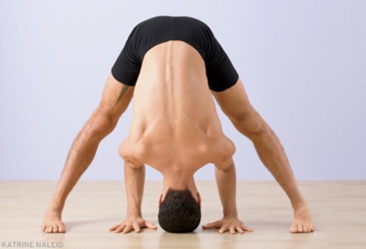 guide of yoga poses prasarita padottanasana a images