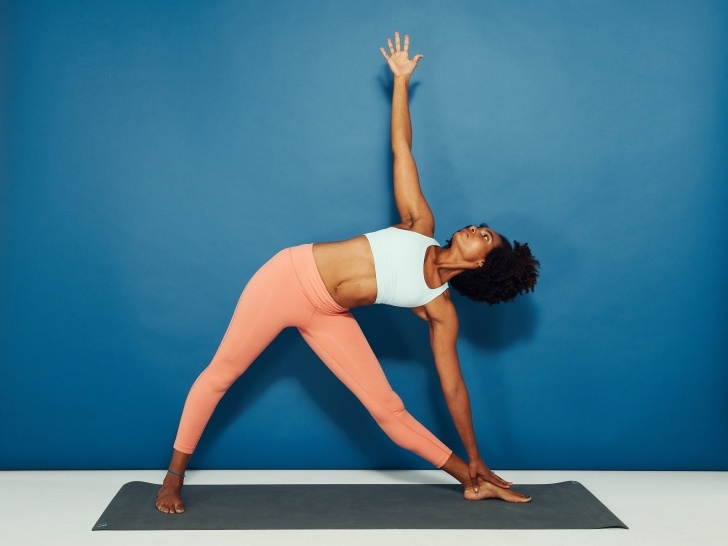 most common easy yoga poses for 3 photo