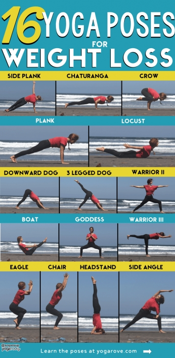 most common easy yoga poses for weight loss photos